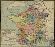 Con razón escribió François Furet que Francia, en vísperas de la Revolución .