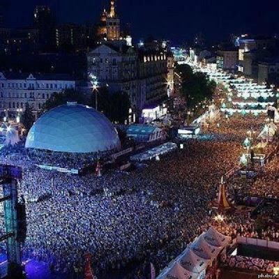Elton John and Queen Kyiv