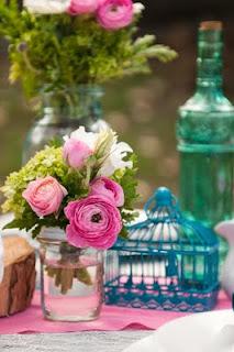 Kedvenc esküvői virágom – bazsarózsa (peony)