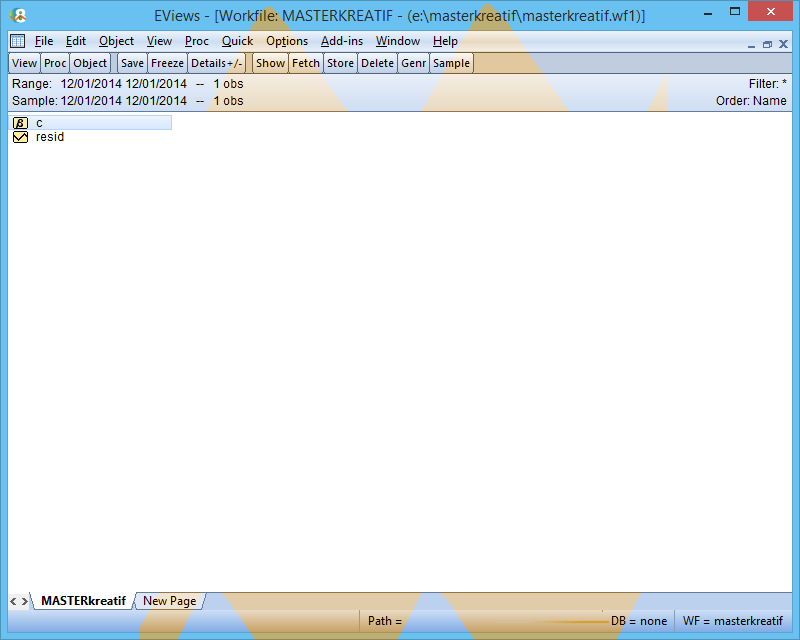 EViews Student Version Download