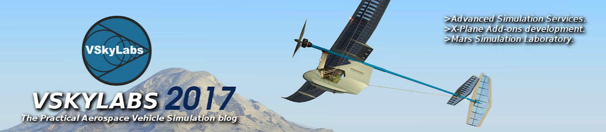 VSKYLABS Aerospace Simulations
