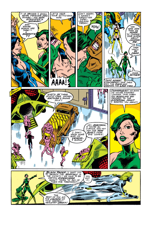 Captain America (1968) Issue #342 #272 - English 15