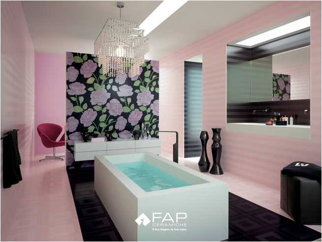 Teen girls bathroom ideas home decorating ideas for Bathroom designs for girls