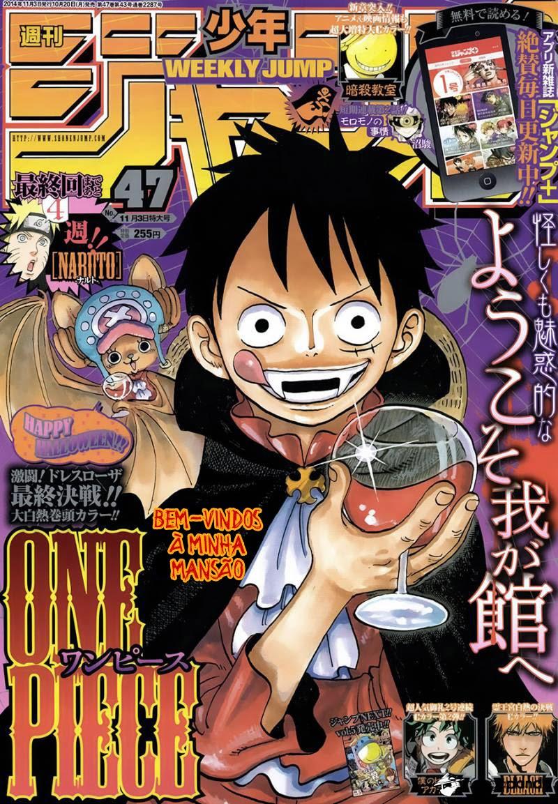 One Piece 764 Mangá Português leitura online