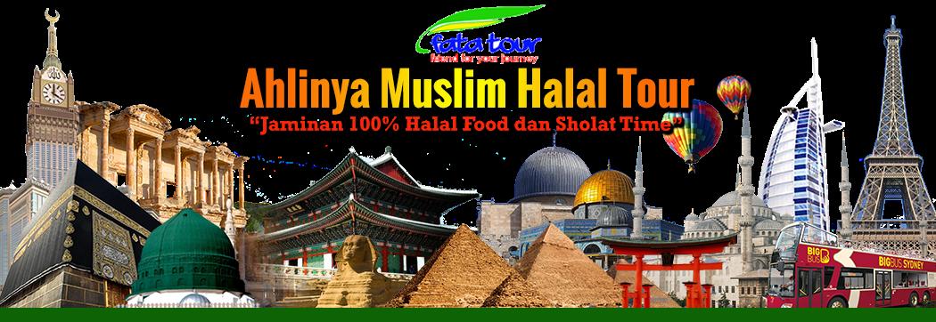 Wisata Muslim Halal Tour | Fatatour 081384211114