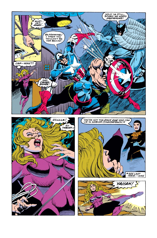 Captain America (1968) Issue #410 #359 - English 15