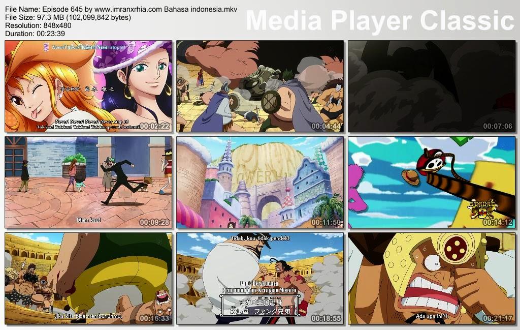 Download Film One Piece Episode 645 (Ledakan Meriam Penghancur! Lucy dalam Masalah!) Bahasa Indonesia