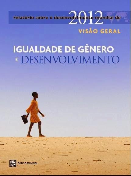 IGUALDADE DE GÉNERO E DESENVOLVIMENTO