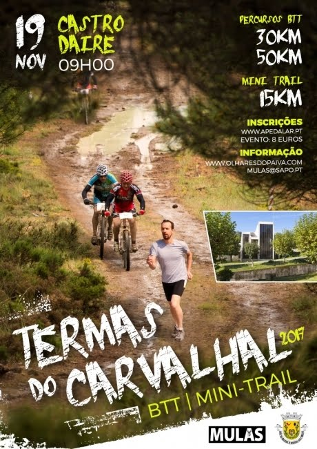 19NOV * TERMAS DO CARVALHAL – CASTRO DAIRE