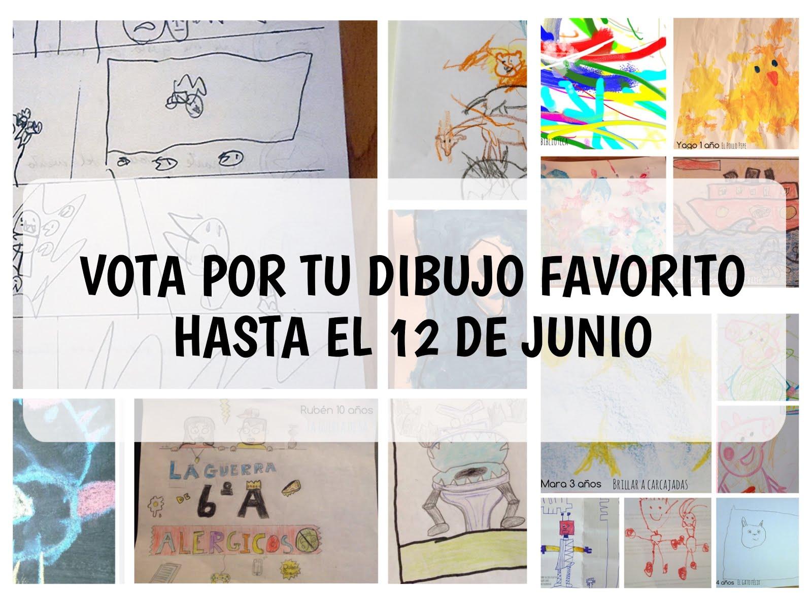Vota tu dibujo favorito