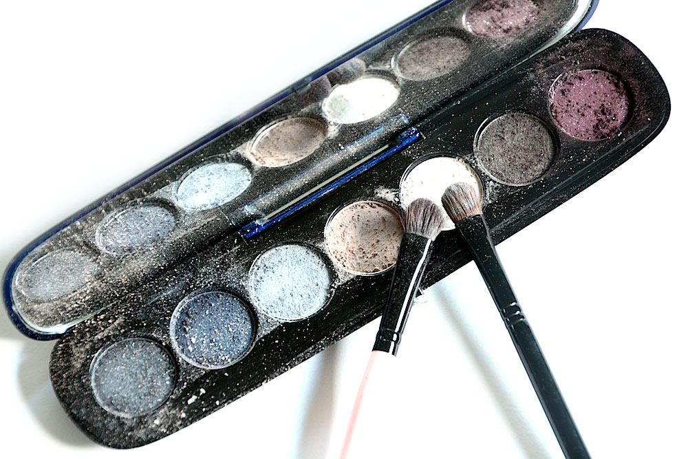 marc jacobs palette the parisienne 218 avis test swatch