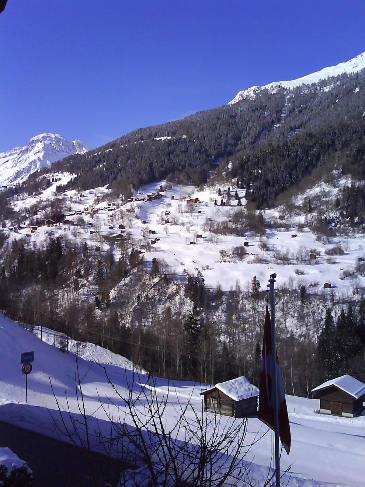 Rencontre valais suisse