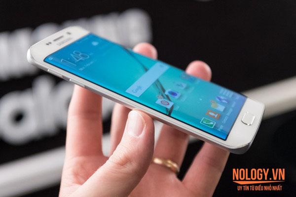 Samsung Galaxy S6 Edge màn hình cong ấn tượng