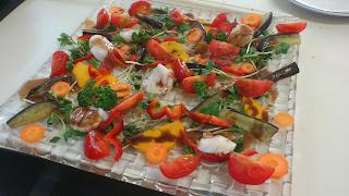 奥沢・緑ヶ丘に出張料理:ホタテのバルサミコソテー