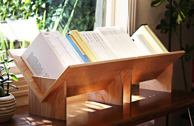 desktop book case
