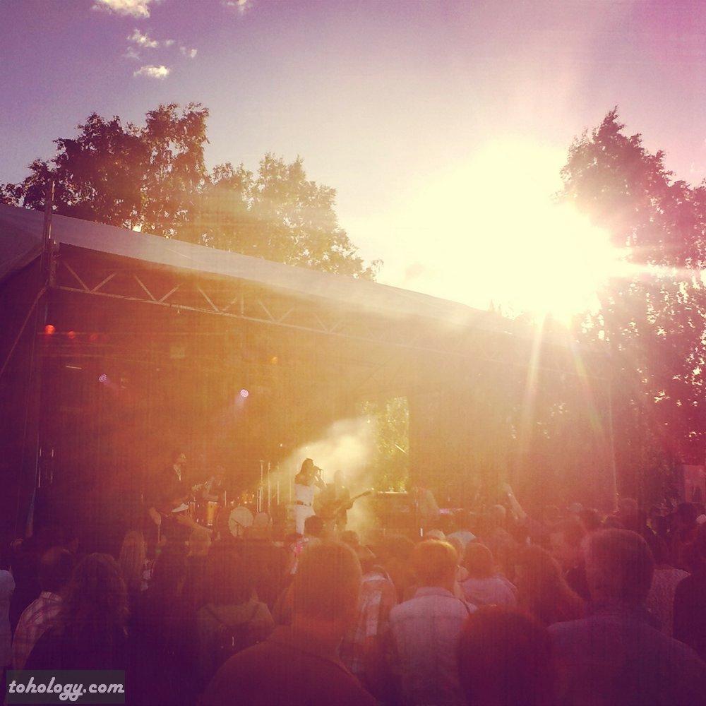 Lapsaset on Mikkelin Soikoon festival