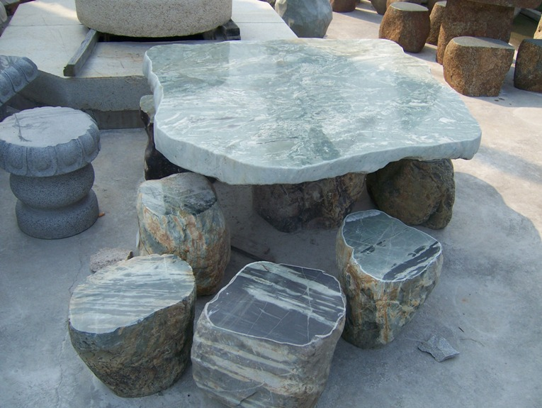 stone garden furniture Furniture