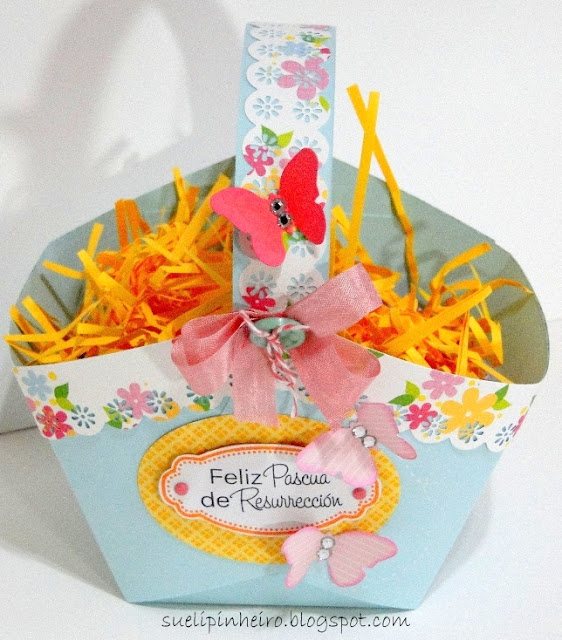 Tutorial Canasta de Pascua