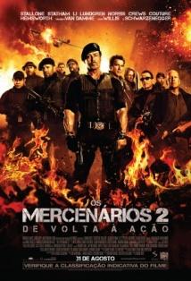 Os Mercenários 2 – Dublado