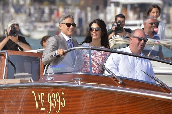 5 Fakta Menarik Amal Alamuddin, Istri George Clooney