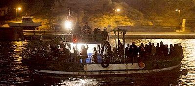 Lampedusa refugees #20