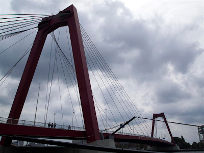Willemsbrug de Rotterdam