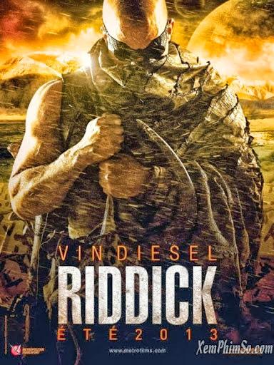 Riddick: Thống Lĩnh Bóng Tối