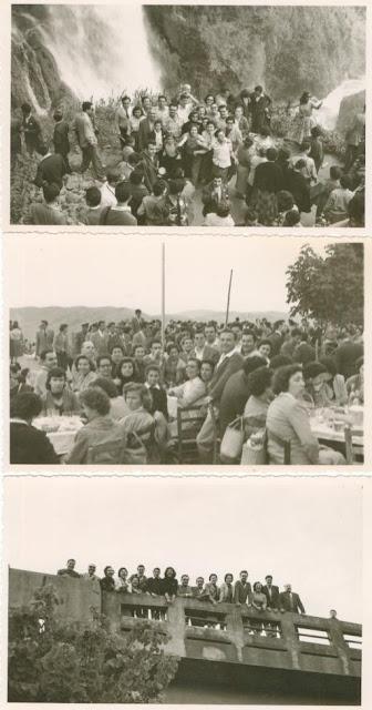 Φωτογραφίες από εκδρομές στα ανθεστήρια Εδέσσης