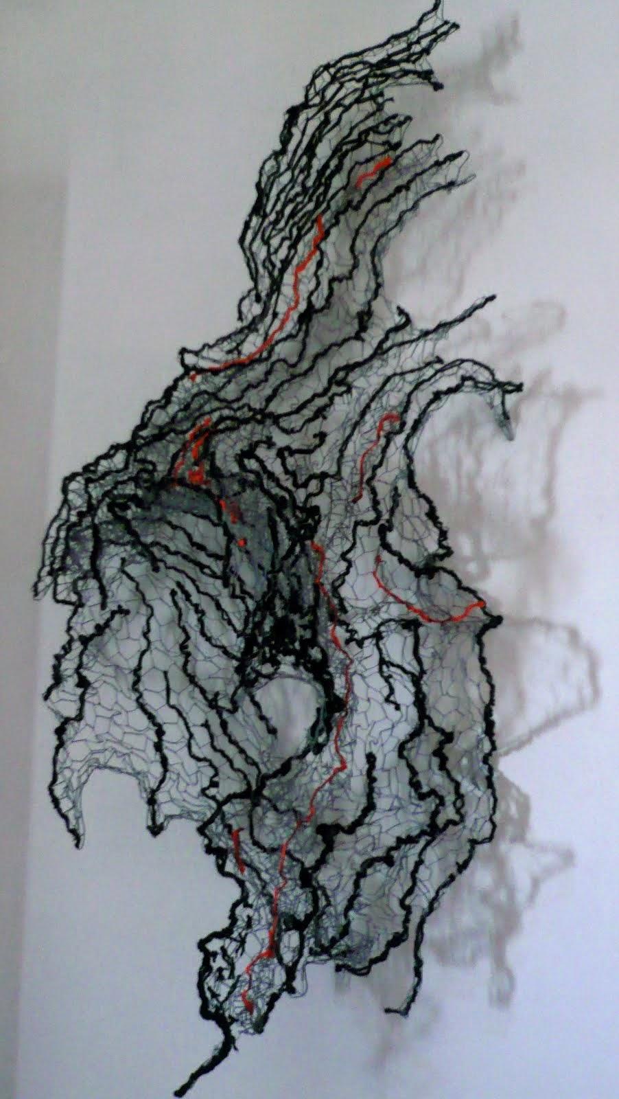 grillage laine