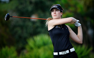 Naples, Florida, Tiburon Golf Club, Player, Sandra Gal, Germany, CME Group Titleholders, Golf, Sports, Hole, Shot,