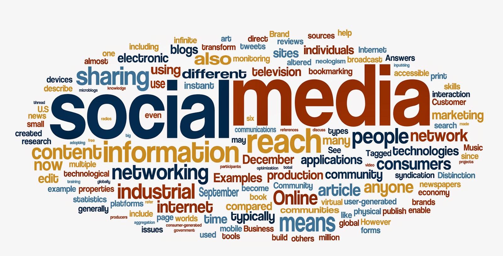 sosial media penyumbang traffic terbesar