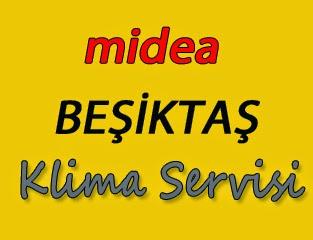 Midea Beşiktaş Klima Servis
