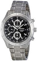 Seiko Men's SNDC37 Stainless Steel Bracelet