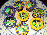 EDIBLE PICTURE CUPCAKE