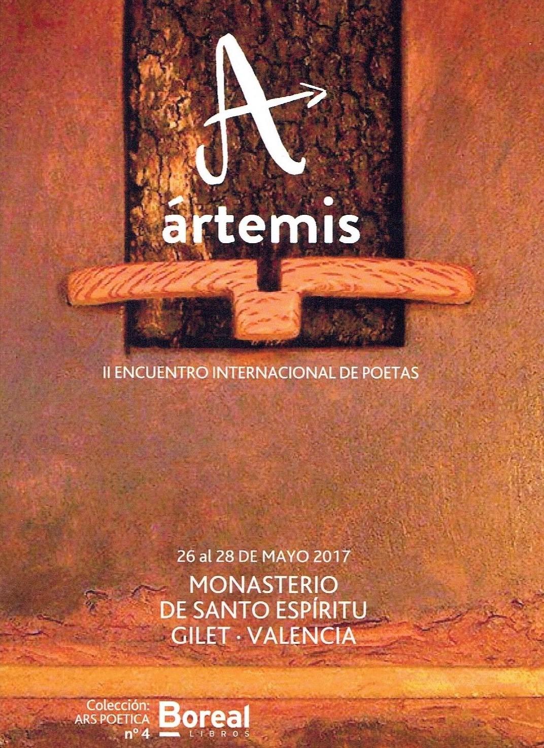ÁRTEMIS II. ANTOLOGÍA POÉTICA