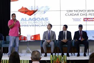Governo do Estado fortalece ações de prevenção da violência em Alagoas