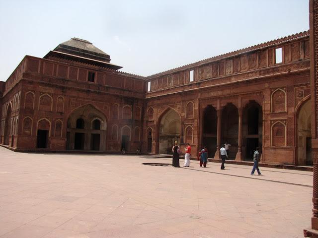 India - Fuerte de Agra