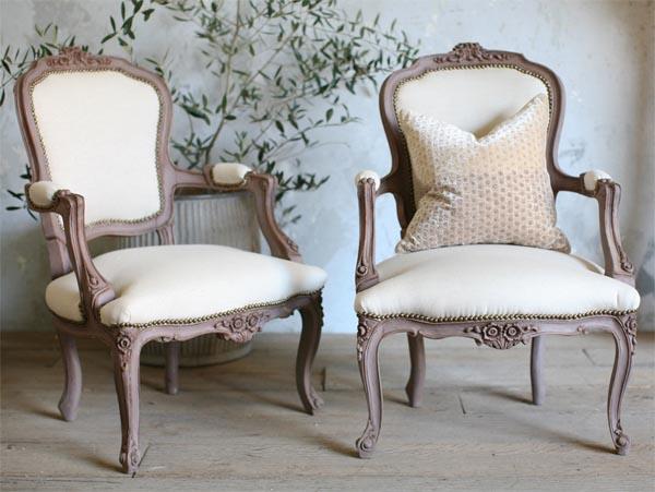 Rustik chateaux partei las sillas antiguas mas buscadas for Decoracion de interiores luis xv