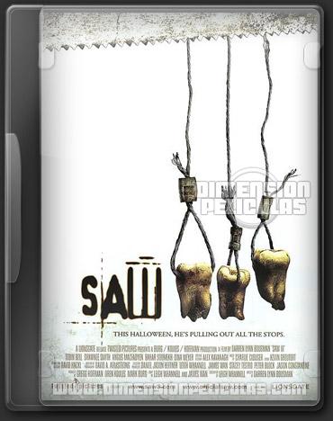 SAW 2 (DVDRip Español Latino) (2011) (1 link)