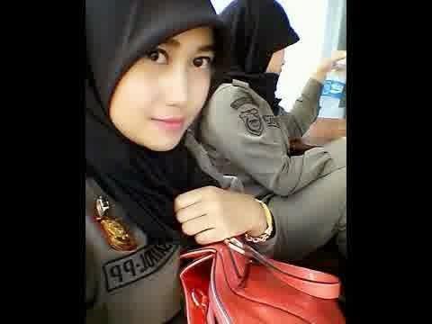 Foto Satpol PP Nurul Habibah