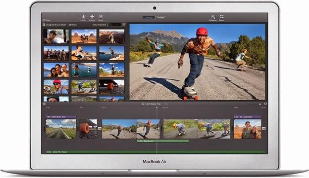 Spesifikasi Dan Harga Baru Apple MacBook Air MD760ID/B