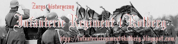 Infanterie Regiment 4 Kolberg