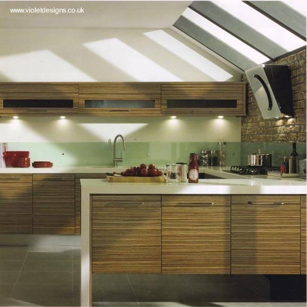 Dorable Cocinas Blancas Contemporáneas Uk Fotos - Ideas de ...