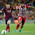 Barcelona vs Atletico Madrid 1-0 Messi Goal Highlights News Copa del Rey 2015