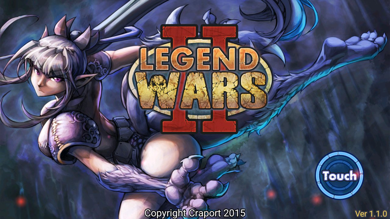 Legend Wars 2 Gameplay IOS / Android