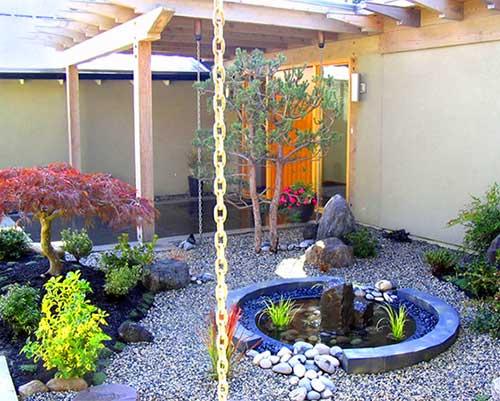 Mirando al mundo con sentimientos el jard n zen - Para que sirve un jardin zen ...