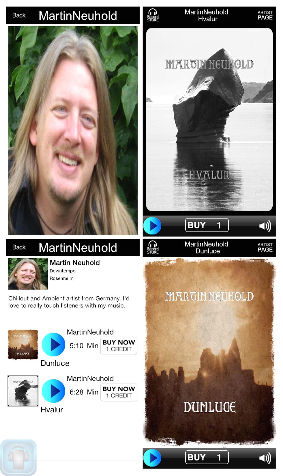 Martin Neuhold on SmartPhoneRecords