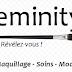 Concours Forty Beauty, en partenariat avec le site Miss Feminity