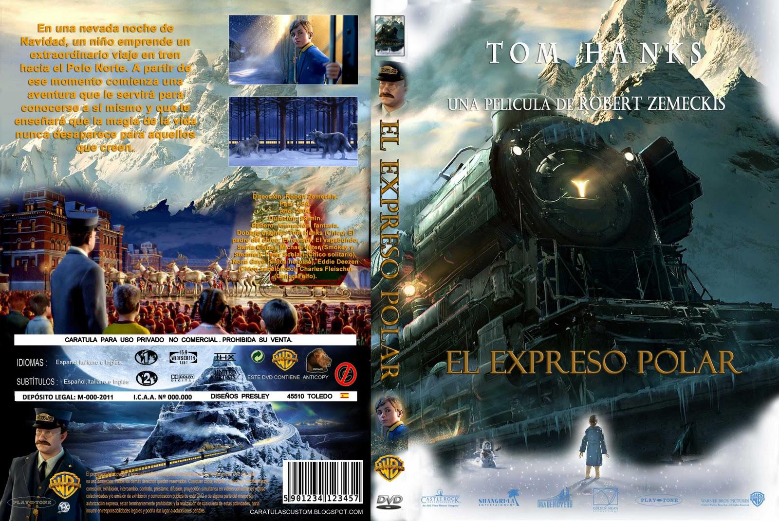 Opiniones de the polar express for Expreso polar