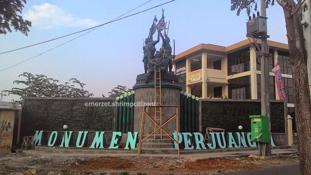 Monumen Perjuangan, Jl. Bypass Kota Cirebon